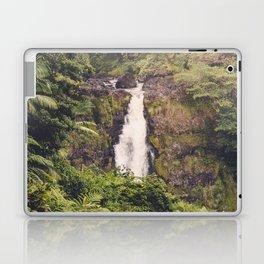 Jungle Waterfall III Laptop & iPad Skin