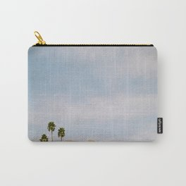 Desert Style Palm Trees Carry-All Pouch