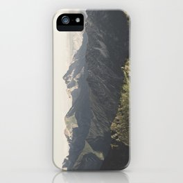 Wild Hearts - Landscape Photography iPhone Case