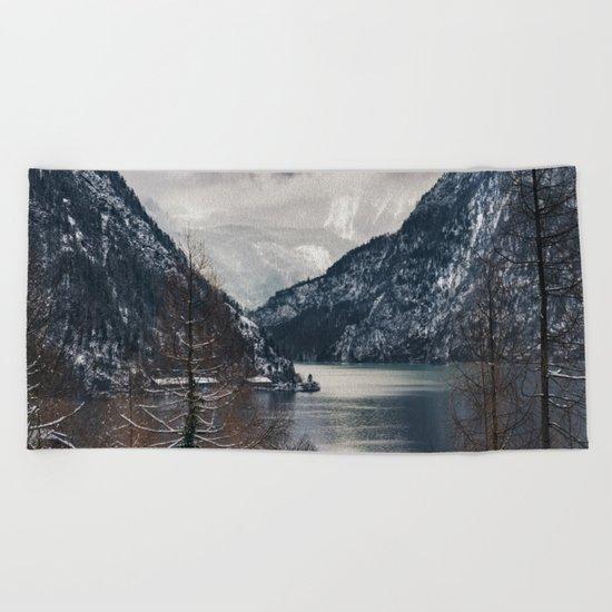 Austrian Wanderlust II Beach Towel