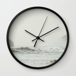 Daydream Waves Wall Clock