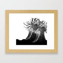 In My Tree Framed Art Print