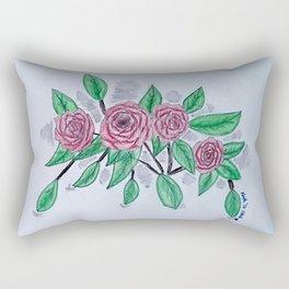 Roses VI Rectangular Pillow