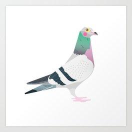 Urban animal Art Print
