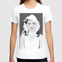 blondie T-shirts featuring blondie by Tara Durrant Designs