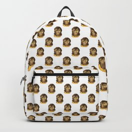 Michelle (white background) Backpack