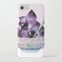 dessert iPhone & iPod Cases featuring DESSERT by Beth Hoeckel
