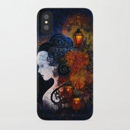Lisbon Lights iPhone Case