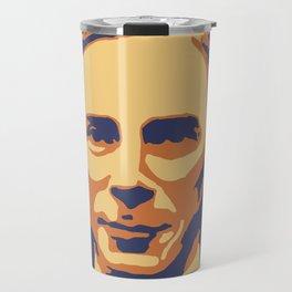 Bertrand Russell Travel Mug