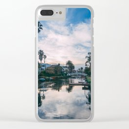 Venice Beach, Los Angeles Clear iPhone Case