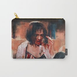 Adrenaline Shot - Mia Wallace - Pulp Fiction Carry-All Pouch