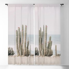 Blooming Blackout Curtain