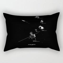 HALLEY ARMADA Rectangular Pillow