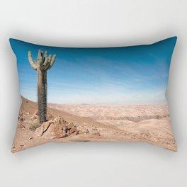Pampa Galeras, Nazca, Peru Rectangular Pillow