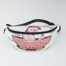 Good vibes Fanny Pack
