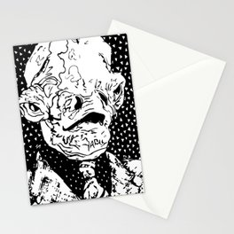 Dressed to Kill- Ackbar Stationery Cards