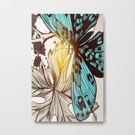 Butterfly Metal Print