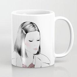 Gwyneth Paltrow (as Margot Tenenbaum) - Melancholia Serie Coffee Mug