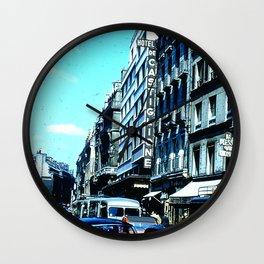 Days Long Past: Hotel de Castiglione Wall Clock
