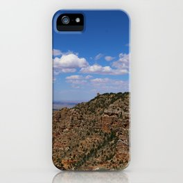 Grand Canyon View From Navajo Point iPhone Case