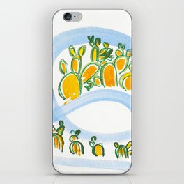 Plant Squad iPhone Skin