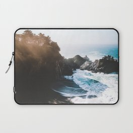 ocean falaise Laptop Sleeve
