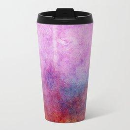 Square Composition X Travel Mug