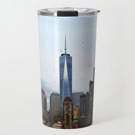 New York Travel Mug