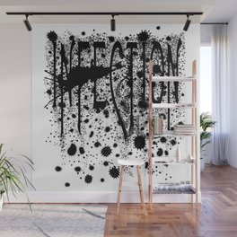 Contagion Wall Mural