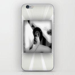 Sit N' Spin iPhone Skin