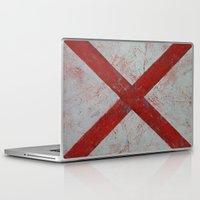 alabama Laptop & iPad Skins featuring Alabama by Michael Creese