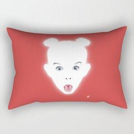 Glowing - Ade!e Rectangular Pillow