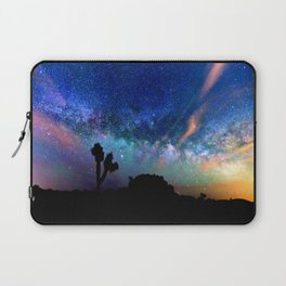 Colorful milky way Laptop Sleeve