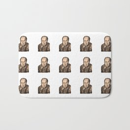 It's Clive O'clock Somewhere Bath Mat