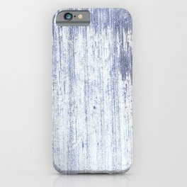 Abstract concrete pattern iPhone Case