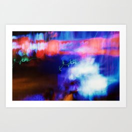 Accidental Picture Art Print