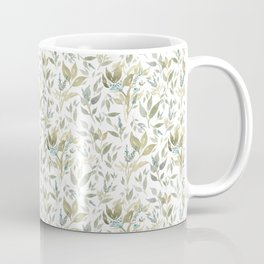 Bluebonnet Florals Coffee Mug