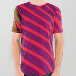 Color Wave ~032~ All Over Graphic Tee