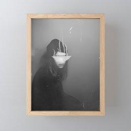 Famine Framed Mini Art Print