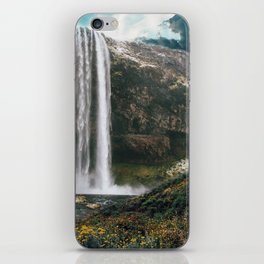 Collage-1 iPhone Skin