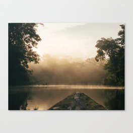 Amazonas view Canvas Print