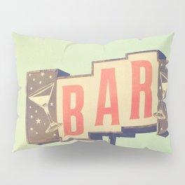 Bar. Los Angeles photograph Pillow Sham