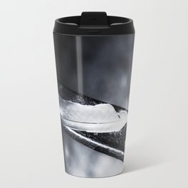 Caged bird free. Travel Mug