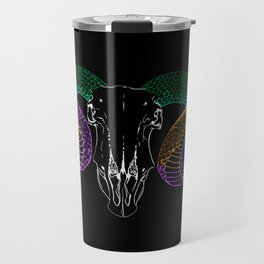 Medusa 2 Travel Mug