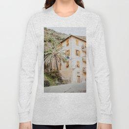 Manarola, Cinque Terre II Long Sleeve T-shirt