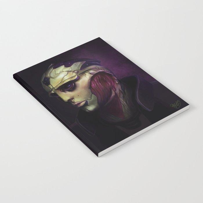 Mass Effect: Thane Krios Notebook