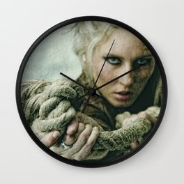 Freedom is not easy!! Wall Clock