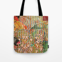 Being for the Benefit of Mr. Liddell's Daughters Tote Bag