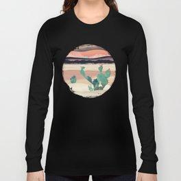 Desert Dawn Long Sleeve T-shirt
