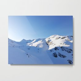 An amazing day ahead Metal Print